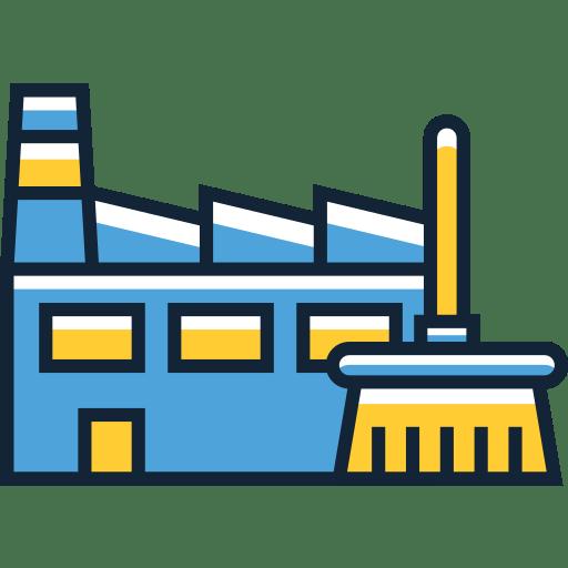 Dienstleistung Industrieentrümpelung