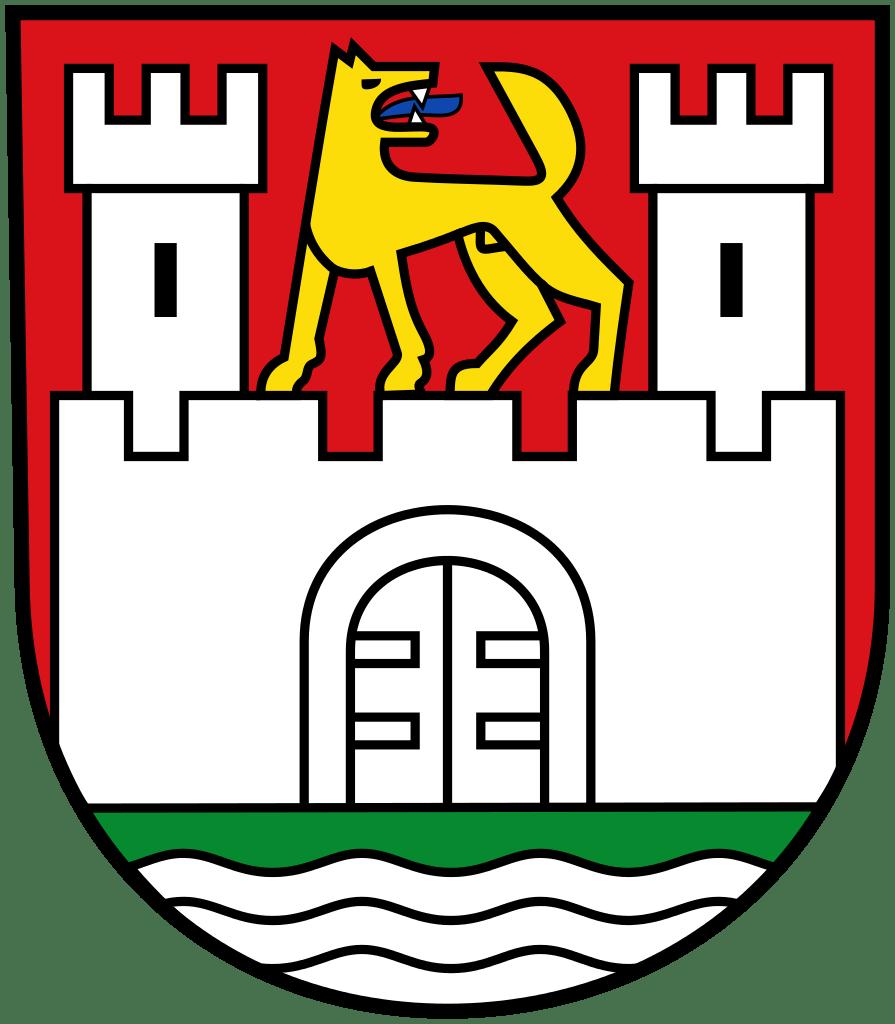 Wappen der Stadt Wolfsburg